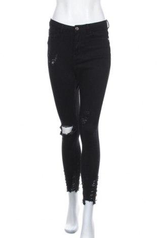 Дамски дънки Missguided, Размер S, Цвят Черен, 98% памук, 2% еластан, Цена 39,00лв.
