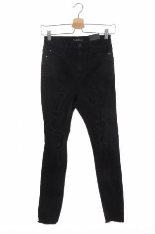 Дамски дънки Missguided, Размер XS, Цвят Черен, 98% памук, 2% еластан, Цена 25,44лв.