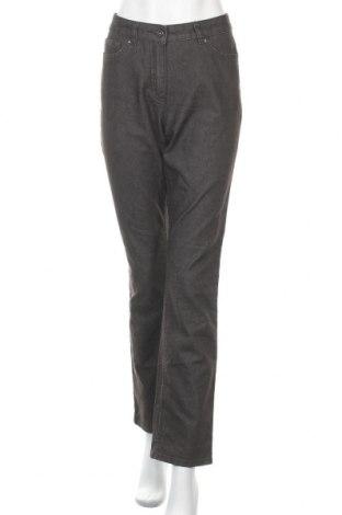 Дамски дънки Montego, Размер M, Цвят Сив, 70% памук, 29% полиестер, 1% еластан, Цена 7,35лв.