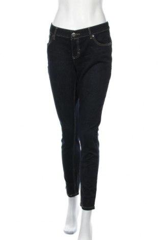 Γυναικείο Τζίν Mossimo, Μέγεθος L, Χρώμα Μπλέ, 99% βαμβάκι, 1% ελαστάνη, Τιμή 16,66€