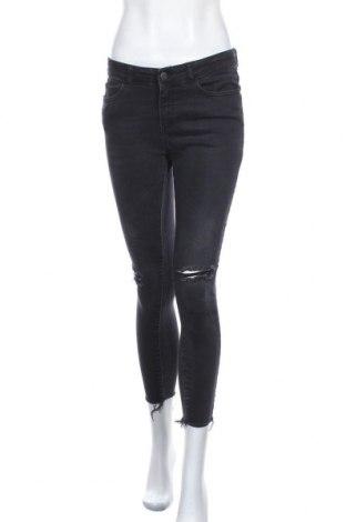 Γυναικείο Τζίν Noisy May, Μέγεθος M, Χρώμα Μαύρο, 92% βαμβάκι, 2% ελαστάνη, Τιμή 24,74€