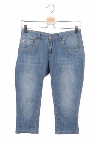 Дамски дънки Orsay, Размер XS, Цвят Син, 98% памук, 2% еластан, Цена 13,23лв.