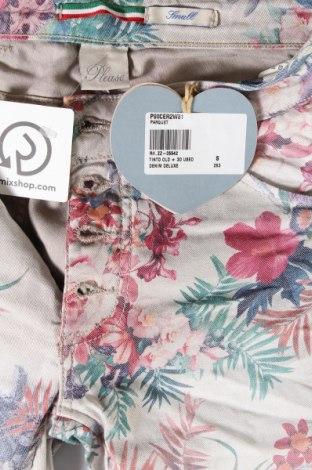 Дамски дънки Please, Размер S, Цвят Многоцветен, 75% памук, 22% полиестер, 3% еластан, Цена 37,18лв.