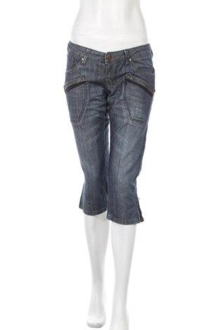 Γυναικείο Τζίν R.marks Jeans, Μέγεθος M, Χρώμα Μπλέ, 96% βαμβάκι, 4% ελαστάνη, Τιμή 4,77€
