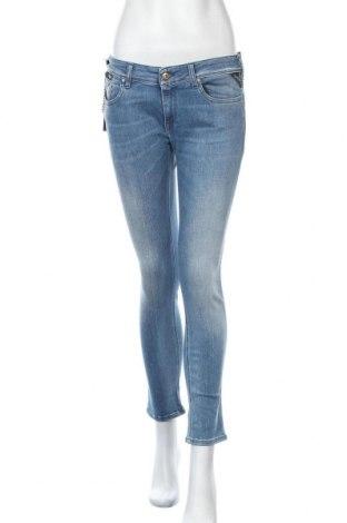 Γυναικείο Τζίν Replay, Μέγεθος M, Χρώμα Μπλέ, 72% βαμβάκι, 21% μοντάλ, 5% πολυεστέρας, 2% ελαστάνη, Τιμή 100,13€