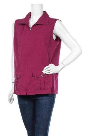 Γυναικείο γιλέκο Malva, Μέγεθος XL, Χρώμα Ρόζ , Τιμή 4,09€