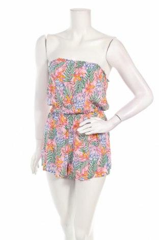 Дамски гащеризон H&M Divided, Размер M, Цвят Розов, Вискоза, Цена 8,82лв.