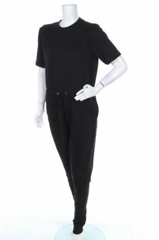 Γυναικεία σαλοπέτα Missguided, Μέγεθος L, Χρώμα Μαύρο, 52% πολυεστέρας, 48% βαμβάκι, Τιμή 15,20€