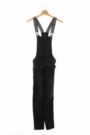 Дамски гащеризон Pepe Jeans, Размер XS, Цвят Сив, 65% полиестер, 354% памук, Цена 47,25лв.