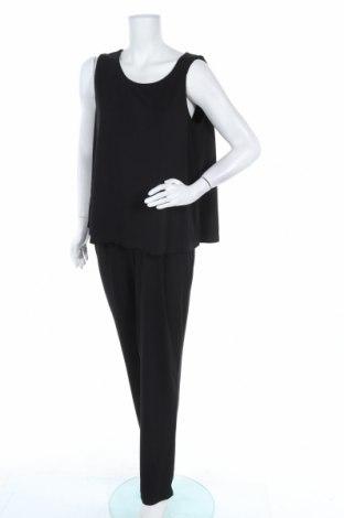 Γυναικεία σαλοπέτα Ulla Popken, Μέγεθος XL, Χρώμα Μαύρο, Πολυεστέρας, Τιμή 20,78€