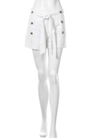 Γυναικείο κοντό παντελόνι, Μέγεθος S, Χρώμα Λευκό, Βαμβάκι, Τιμή 5,72€