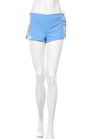 Γυναικείο κοντό παντελόνι Billabong, Μέγεθος L, Χρώμα Μπλέ, Πολυεστέρας, Τιμή 10,69€