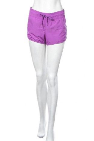 Γυναικείο κοντό παντελόνι H&M Sport, Μέγεθος S, Χρώμα Βιολετί, Πολυεστέρας, Τιμή 4,38€