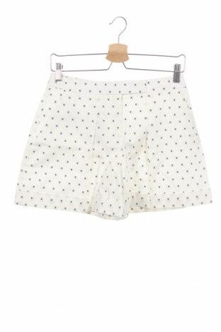 Γυναικείο κοντό παντελόνι Jil Sander Navy, Μέγεθος XS, Χρώμα Λευκό, 91% βαμβάκι, 7% πολυεστέρας, 2% ελαστάνη, Τιμή 66,40€