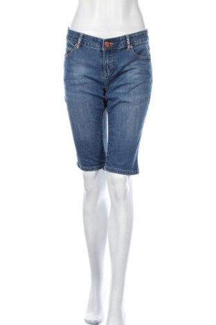 Дамски къс панталон Kenvelo, Размер L, Цвят Син, Цена 19,64лв.