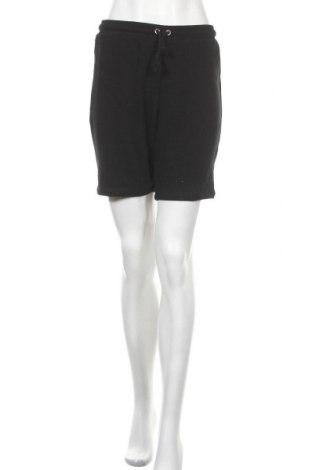 Γυναικείο κοντό παντελόνι Na-Kd, Μέγεθος M, Χρώμα Μαύρο, 58% βαμβάκι, 42% πολυεστέρας, Τιμή 17,18€