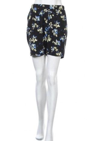 Γυναικείο κοντό παντελόνι Vrs Woman, Μέγεθος L, Χρώμα Μαύρο, 95% πολυεστέρας, 5% ελαστάνη, Τιμή 9,94€