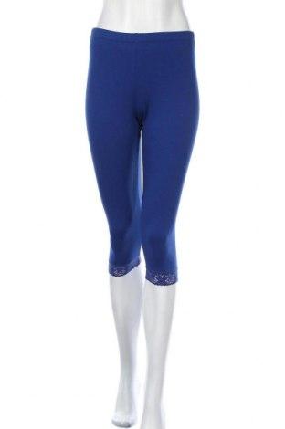 Дамски клин, Размер S, Цвят Син, 96% памук, 4% еластан, Цена 5,04лв.