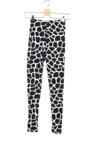 Dámské legíny  H&M Divided, Velikost XS, Barva Černá, 95% bavlna, 5% elastan, Cena  136,00Kč