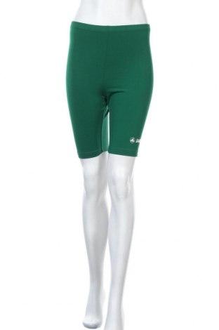 Γυναικείο κολάν Jako, Μέγεθος XL, Χρώμα Πράσινο, 88% πολυεστέρας, 12% ελαστάνη, Τιμή 10,72€