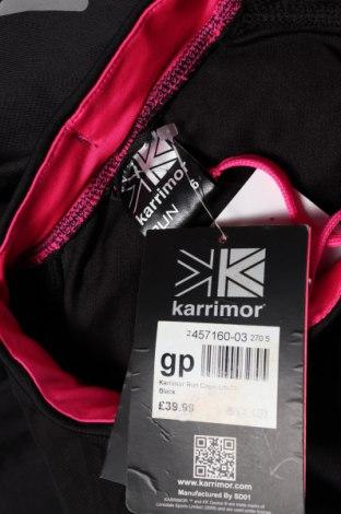 Дамски клин Karrimor, Размер XS, Цвят Черен, 93% полиестер, 7% еластан, Цена 18,20лв.