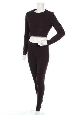 Γυναικείο σετ Even&Odd, Μέγεθος XL, Χρώμα Μαύρο, 95% βαμβάκι, 5% ελαστάνη, Τιμή 15,91€
