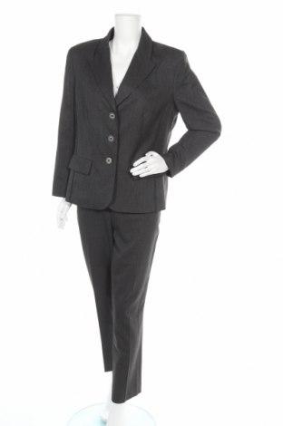 Дамски костюм Frank Walder, Размер XL, Цвят Сив, Цена 41,76лв.
