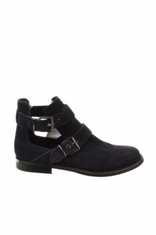 Дамски обувки Burberry, Размер 37, Цвят Син, Естествена кожа, Цена 206,64лв.