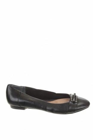 Γυναικεία παπούτσια Diana Ferrari, Μέγεθος 44, Χρώμα Μαύρο, Γνήσιο δέρμα, Τιμή 62,67€