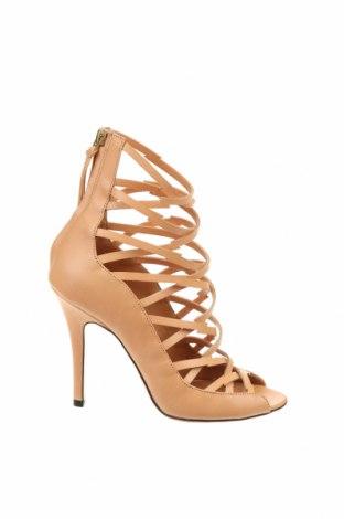 Дамски обувки Isabel Marant, Размер 37, Цвят Бежов, Естествена кожа, Цена 250,80лв.