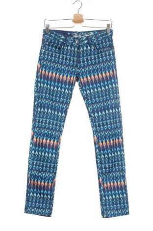 Γυναικείο παντελόνι Staccato, Μέγεθος M, Χρώμα Μπλέ, Τιμή 5,91€