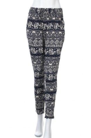 Γυναικείο παντελόνι Airisa, Μέγεθος M, Χρώμα Μπλέ, Βαμβάκι, Τιμή 5,00€