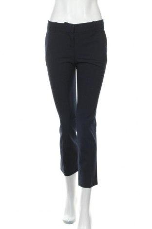 Дамски панталон Ann Taylor, Размер S, Цвят Син, 63% полиестер, 33% вискоза, 4% еластан, Цена 39,20лв.