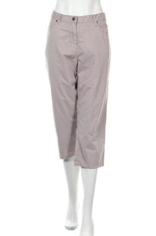 Γυναικείο παντελόνι Artime, Μέγεθος XXL, Χρώμα  Μπέζ, Βαμβάκι, Τιμή 15,20€
