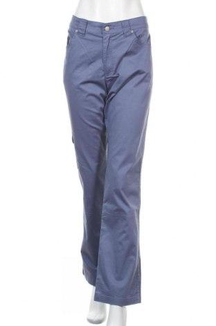 Γυναικείο παντελόνι Artime, Μέγεθος L, Χρώμα Μπλέ, 98% βαμβάκι, 2% ελαστάνη, Τιμή 6,76€
