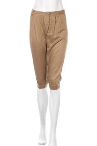 Γυναικείο παντελόνι Avant Premiere, Μέγεθος M, Χρώμα Καφέ, 65% βισκόζη, 35% πολυεστέρας, Τιμή 5,46€