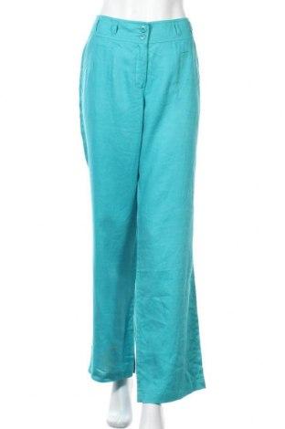 Γυναικείο παντελόνι Bianca, Μέγεθος M, Χρώμα Μπλέ, Τιμή 11,82€