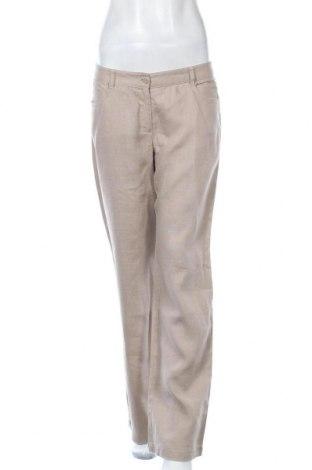 Γυναικείο παντελόνι Bianca, Μέγεθος M, Χρώμα  Μπέζ, Τιμή 16,89€