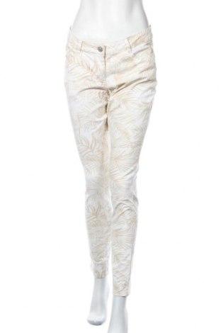Дамски панталон Blue Motion, Размер M, Цвят Многоцветен, 98% памук, 2% еластан, Цена 7,64лв.