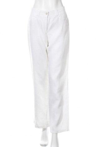 Дамски панталон Brax, Размер M, Цвят Екрю, Цена 39,90лв.