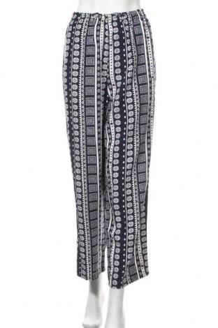 Γυναικείο παντελόνι C&A, Μέγεθος XL, Χρώμα Μπλέ, Βισκόζη, Τιμή 13,45€
