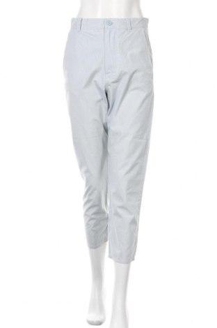 Дамски панталон COS, Размер XS, Цвят Син, 86% памук, 14% полиестер, Цена 41,76лв.