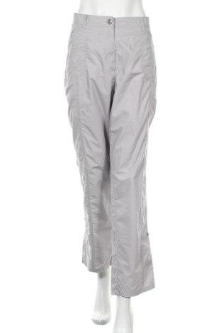 Дамски панталон Canda, Размер XL, Цвят Сив, Памук, Цена 23,94лв.