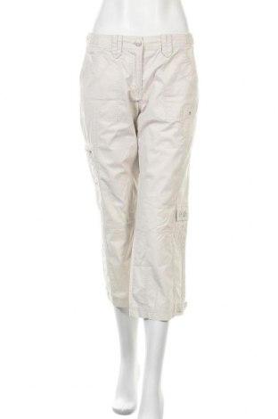 Дамски панталон Cecil, Размер M, Цвят Бежов, Памук, Цена 6,83лв.