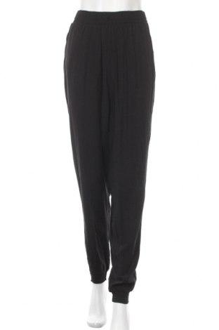 Дамски панталон Chicoree, Размер XL, Цвят Черен, Вискоза, Цена 23,94лв.