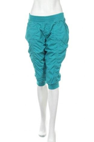 Дамски панталон Chicoree, Размер M, Цвят Зелен, Памук, Цена 22,94лв.