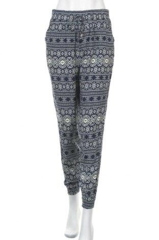 Дамски панталон Chicoree, Размер M, Цвят Син, Вискоза, Цена 23,94лв.