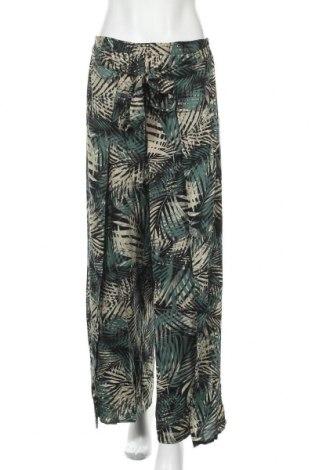 Γυναικείο παντελόνι Clockhouse, Μέγεθος M, Χρώμα Πολύχρωμο, Βισκόζη, Τιμή 15,59€