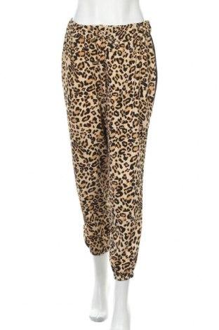 Γυναικείο παντελόνι Clockhouse, Μέγεθος M, Χρώμα Πολύχρωμο, Πολυεστέρας, Τιμή 14,81€