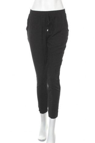 Γυναικείο παντελόνι Colloseum, Μέγεθος M, Χρώμα Μαύρο, Βισκόζη, Τιμή 12,47€